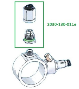 Цанга к резонансному кольцу 2030-130-011E фото