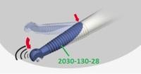 Круглый кожух для наконечника Vector 2030-130-28
