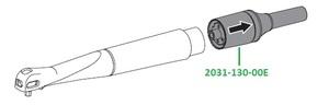 Шланг для наконечника Vector Paro Pro 2031-130-00E фото