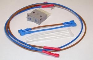 Выключатель сетевой напряжение 220В для автоклава фото