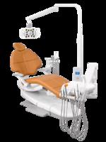 A-DEC 500, стоматологическая установка с нижней подачей инструментов