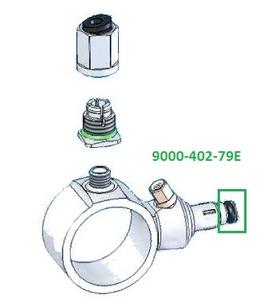 Прокладка на резонансное кольцо (2 шт) 9000-402-79E фото