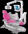 A-DEC 300R, стоматологическая установка с нижней подачей инструментов фото