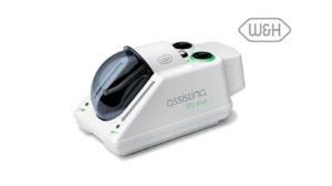 Аппарат Assistina 301 для чистки и смазки наконечников фото
