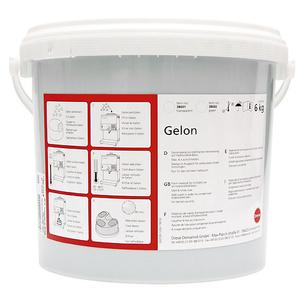 GELON  - масса на основе агар-агара, прозрачный, 6кг фото