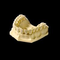 Гипс стоматологический Esthetic-base 300 (желтый)