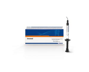 Ionoseal, светоотверждаемый готовый к использованию стеклоиономерный модифицированный композитом цемент фото